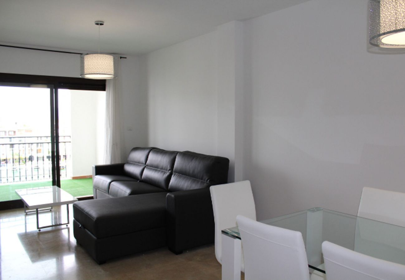 Appartement in Manilva - Marina Real 2105