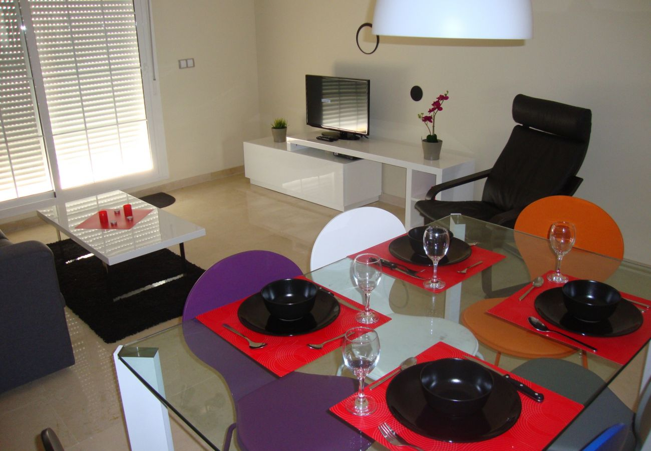 Appartement in Manilva - Residencial Duquesa 2049