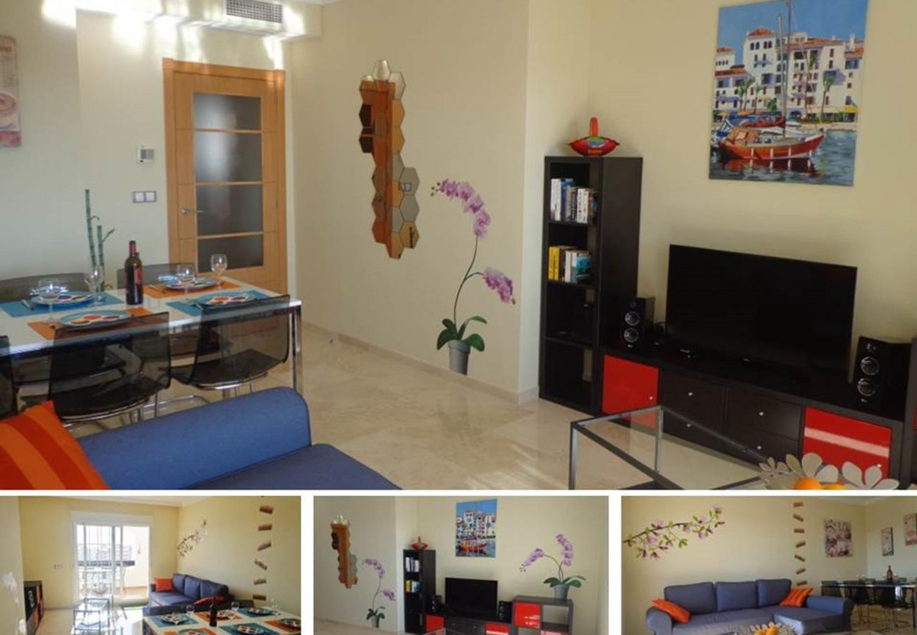 Appartement in Manilva - Residencial Duquesa 2096