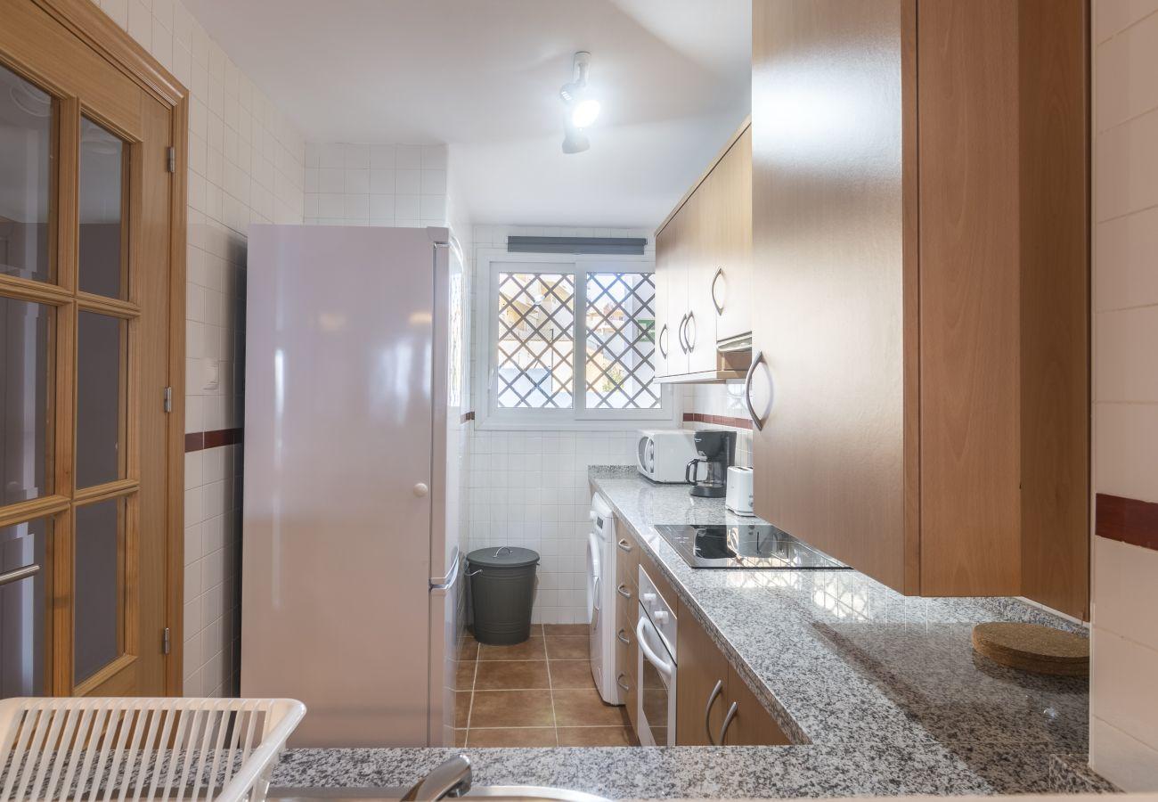 Zapholiday - 2187 - Manilva - appartementhuur - keuken