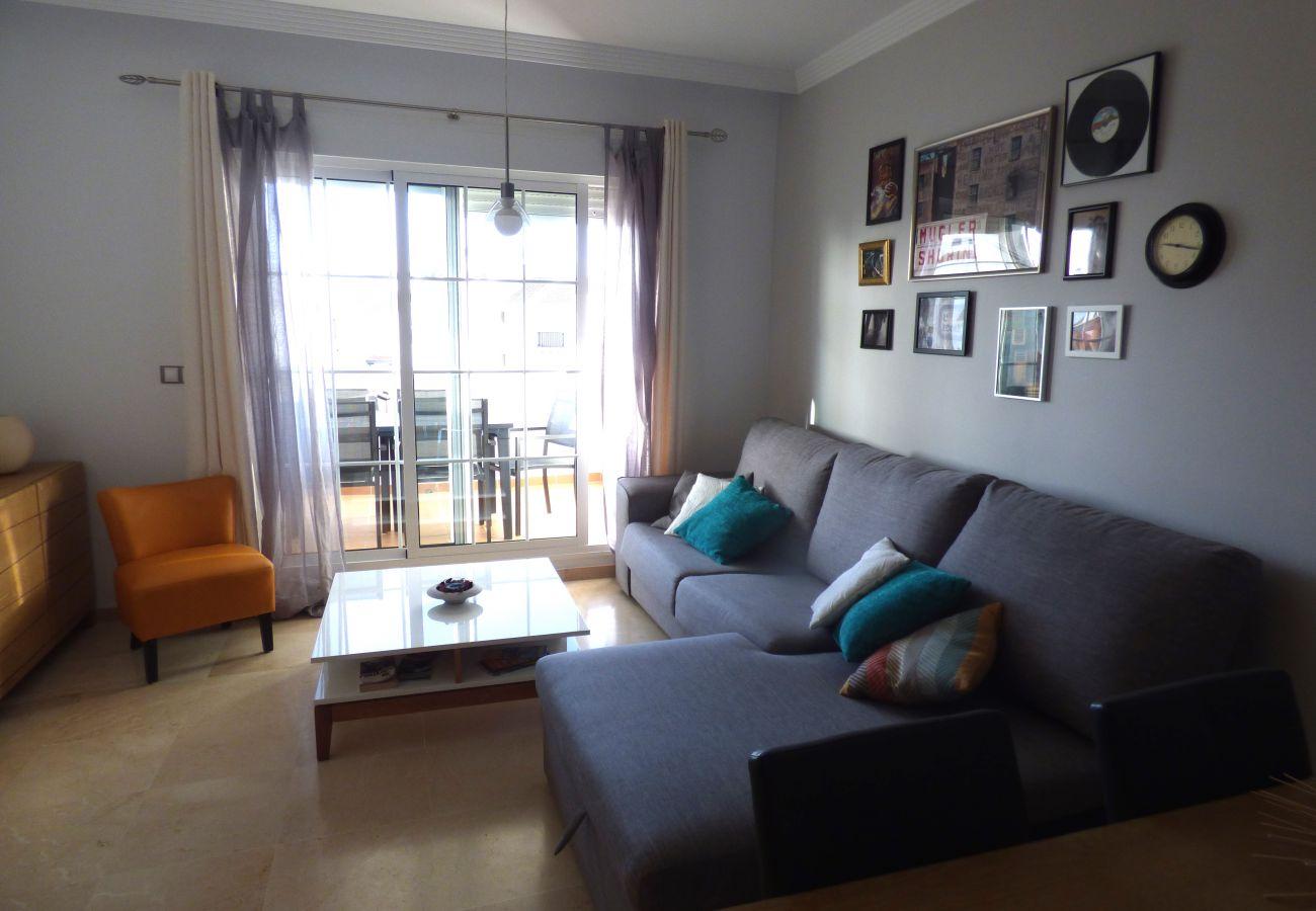 Zapholiday - 2189 - Sabinillas - appartement verhuur - Tv-lounge