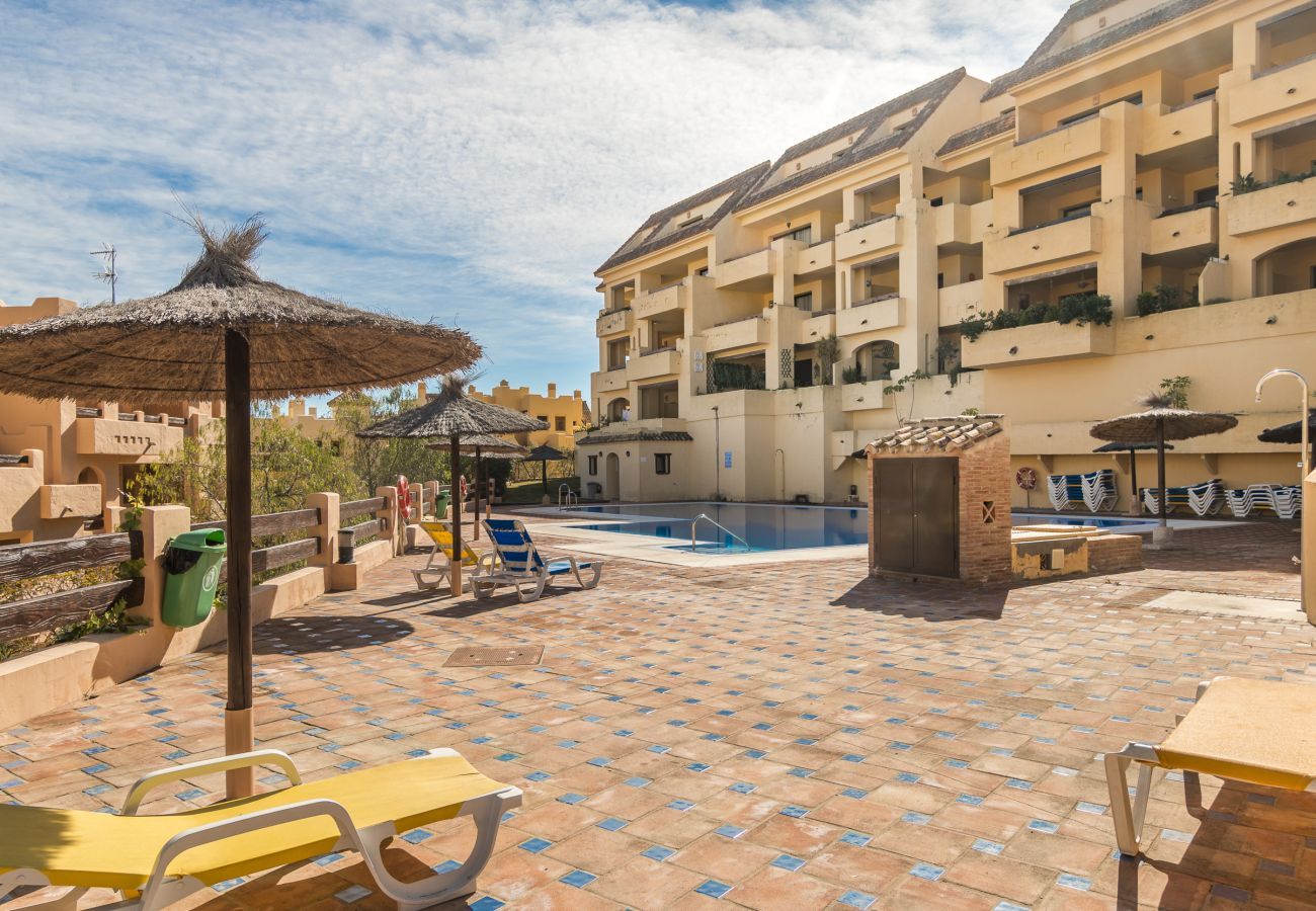 Zapholiday - 2185 - Manilva appartementhuur – zwembad