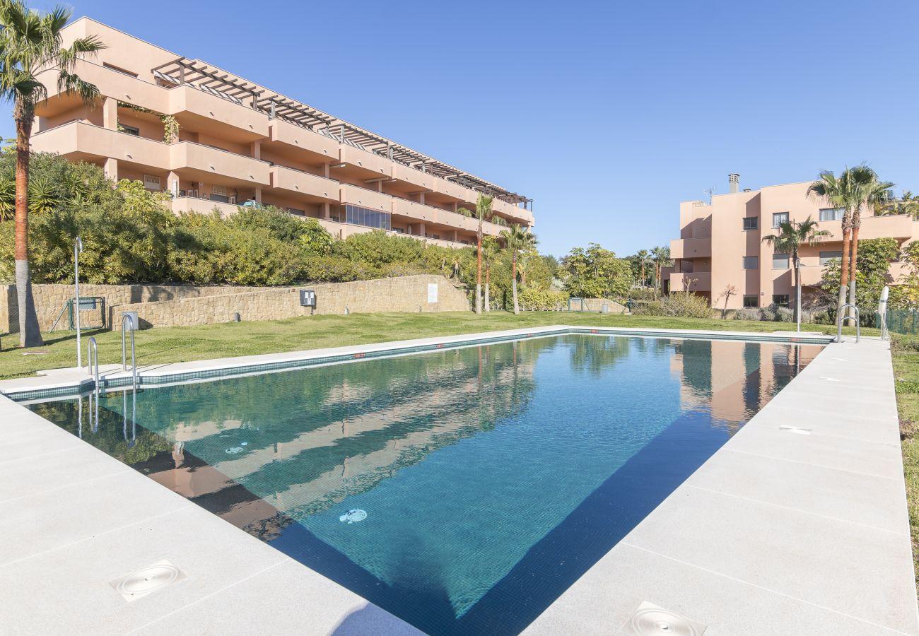 Zapholiday - 2020 - Manilva appartementhuur – zwembad