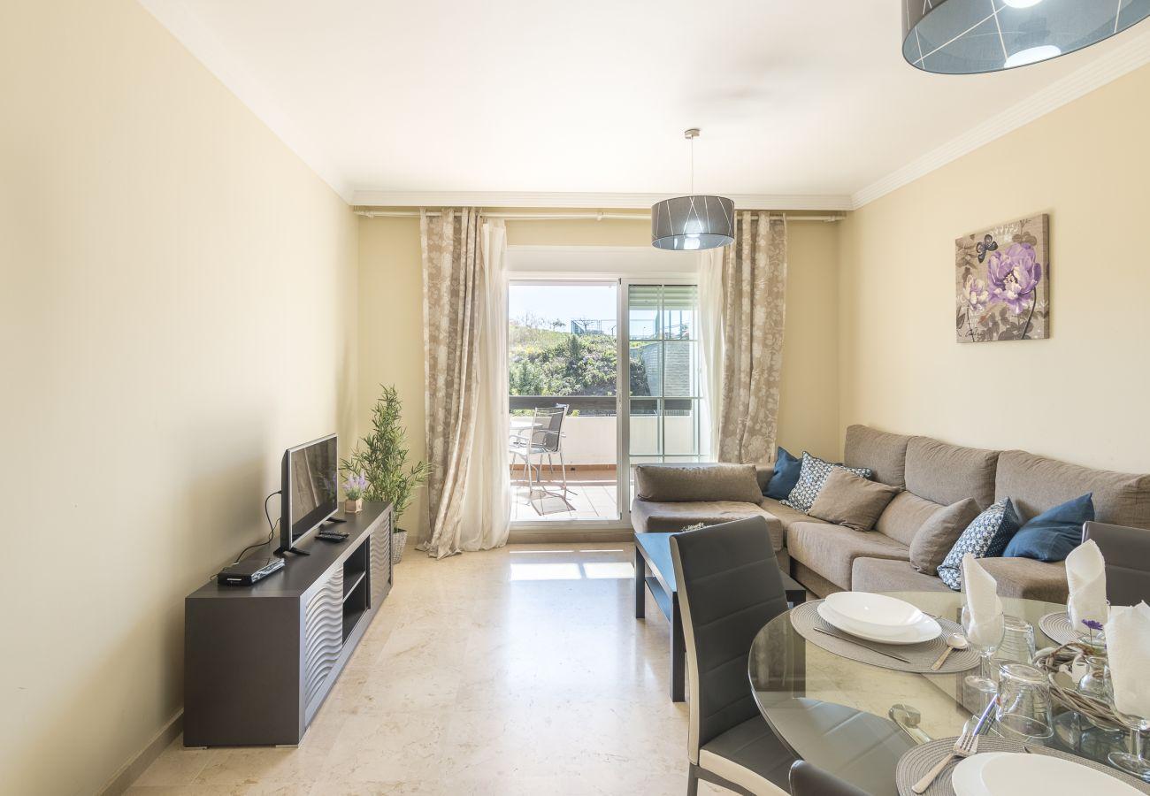 Zapholiday - 2197 - Manilva appartementhuur - living room