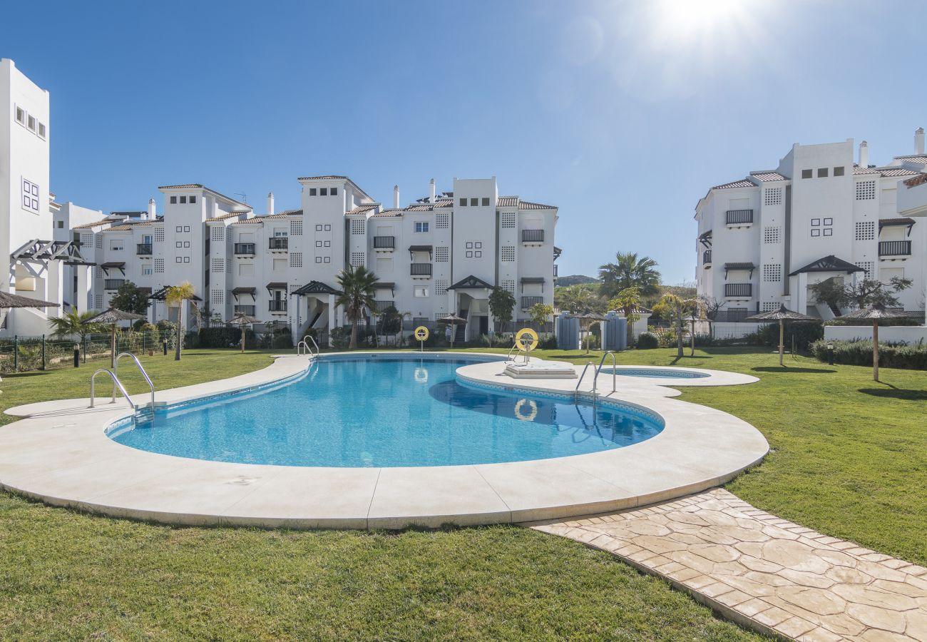 Zapholiday - 2197 - Manilva appartementhuur – zwembad