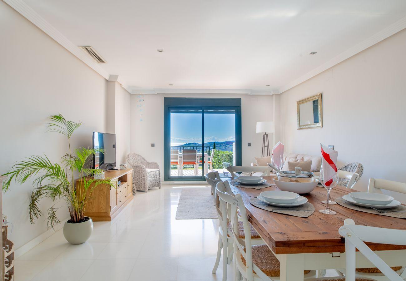 Zapholiday - 2193 - appartement verhuur Casares - living room
