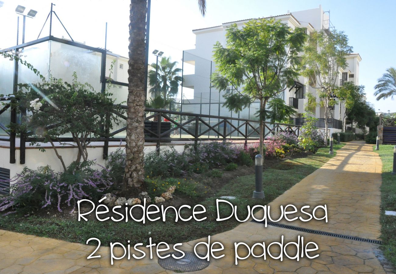 Appartement in Manilva - Residencial Duquesa 2201
