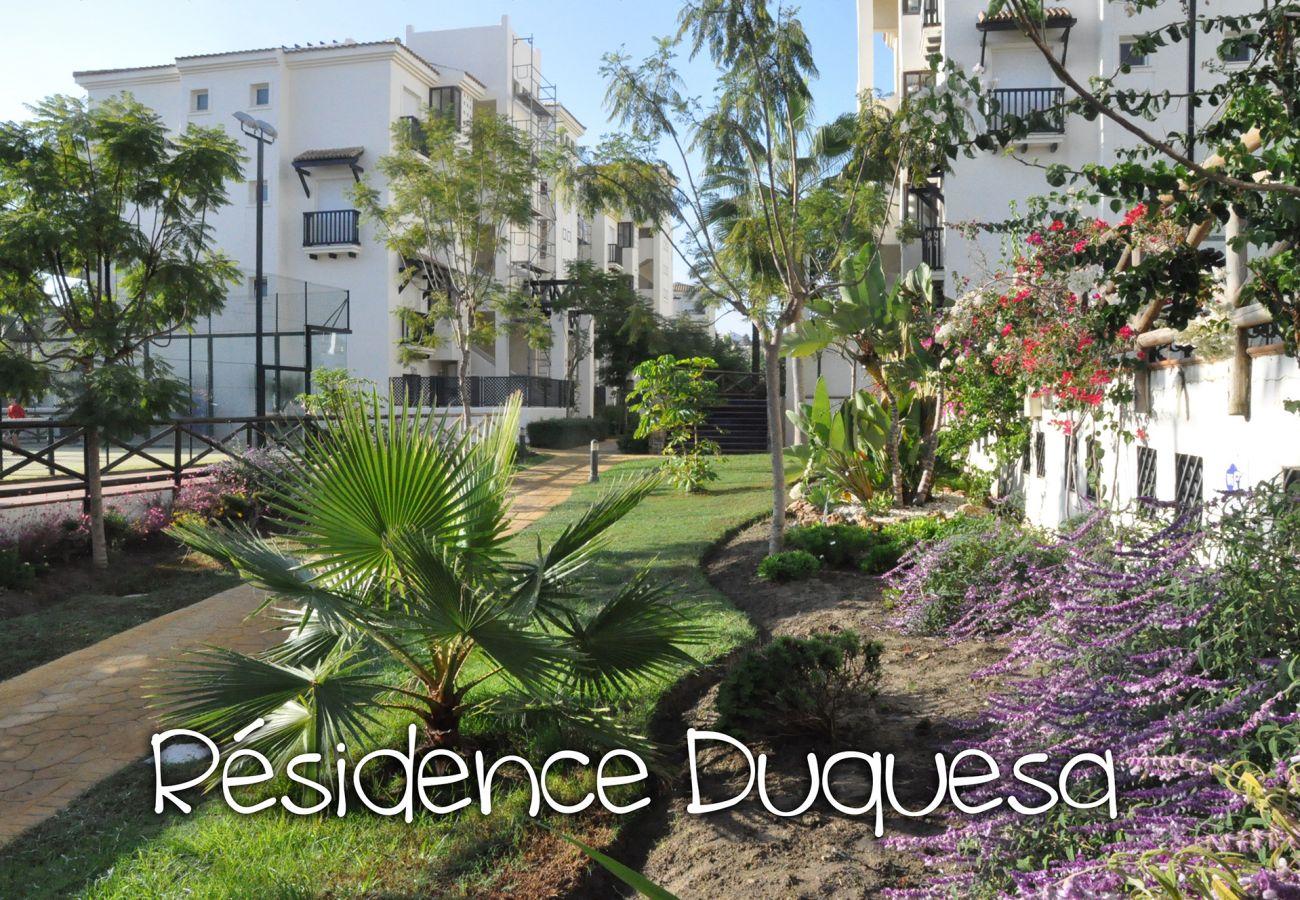 Appartement in Manilva - Residencial Duquesa 2201