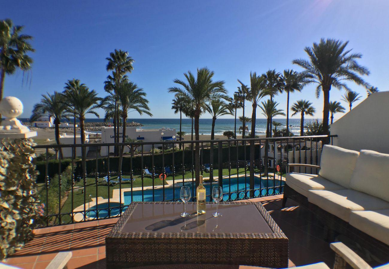 Zapholiday - 2204 - Duquesa vakantieappartement - uitzicht op zee