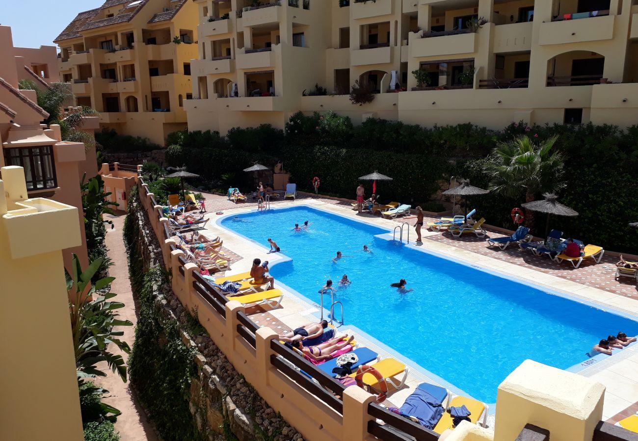 Zapholiday - 2230 - Manilva appartementhuur - zwembad