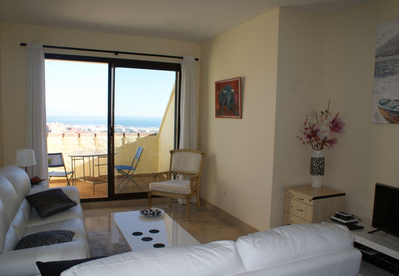Zapholiday - 2230 - Manilva appartementhuur - living room