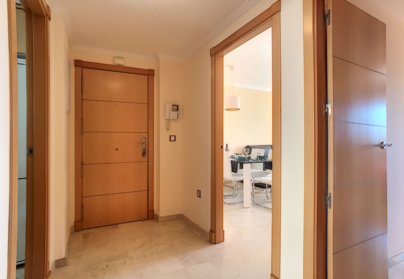 Zapholiday - 2239 - Duquesa vakantieappartement - living room