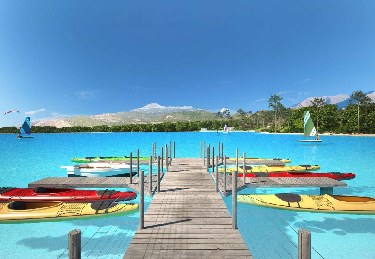 Zapholiday - 2237 - Estepona vakantieappartement - strand