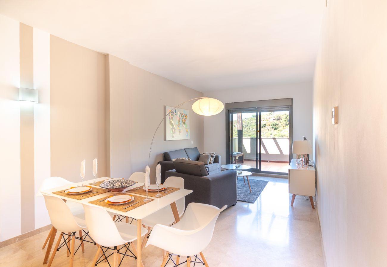 Zapholiday - 2244 - Manilva appartementhuur – living room