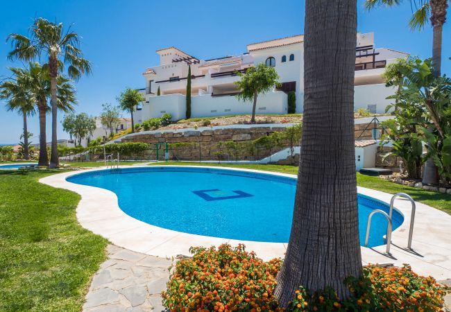Zapholiday - 2246 - Casares appartementhuur - zwembad