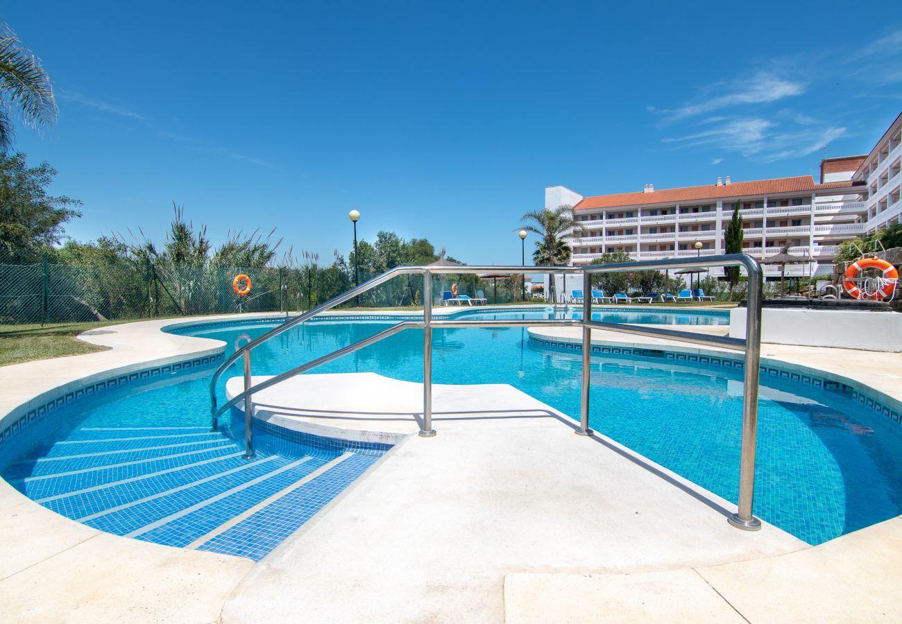Zapholiday - 2243 - Manilva appartementhuur - zwembad