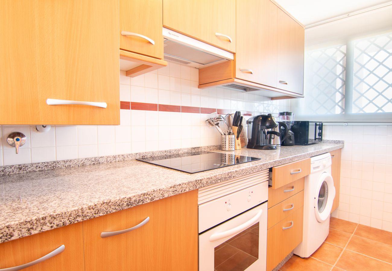 Zapholiday - 2243 - Manilva appartementhuur - keuken