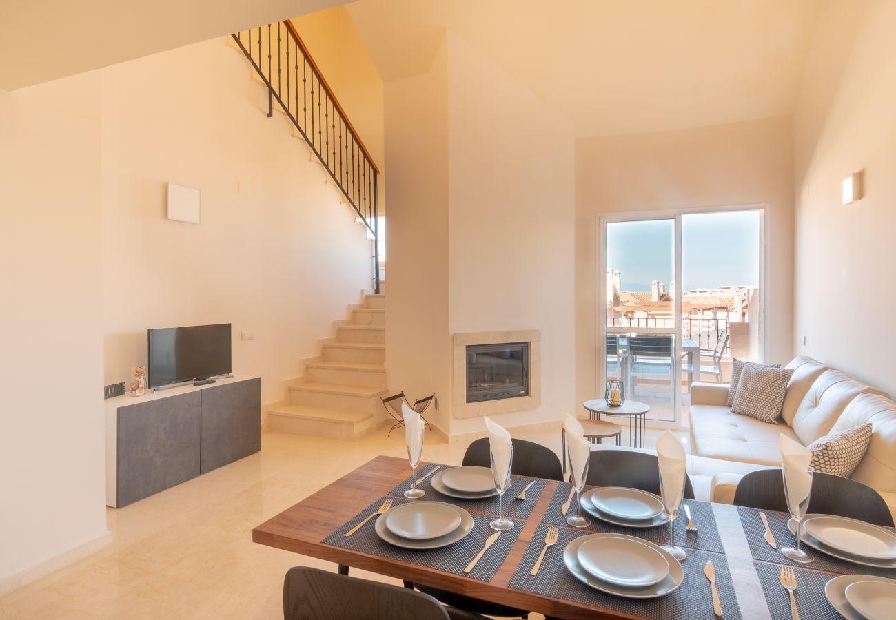 Appartement in Manilva - Duquesa Fairways 2247