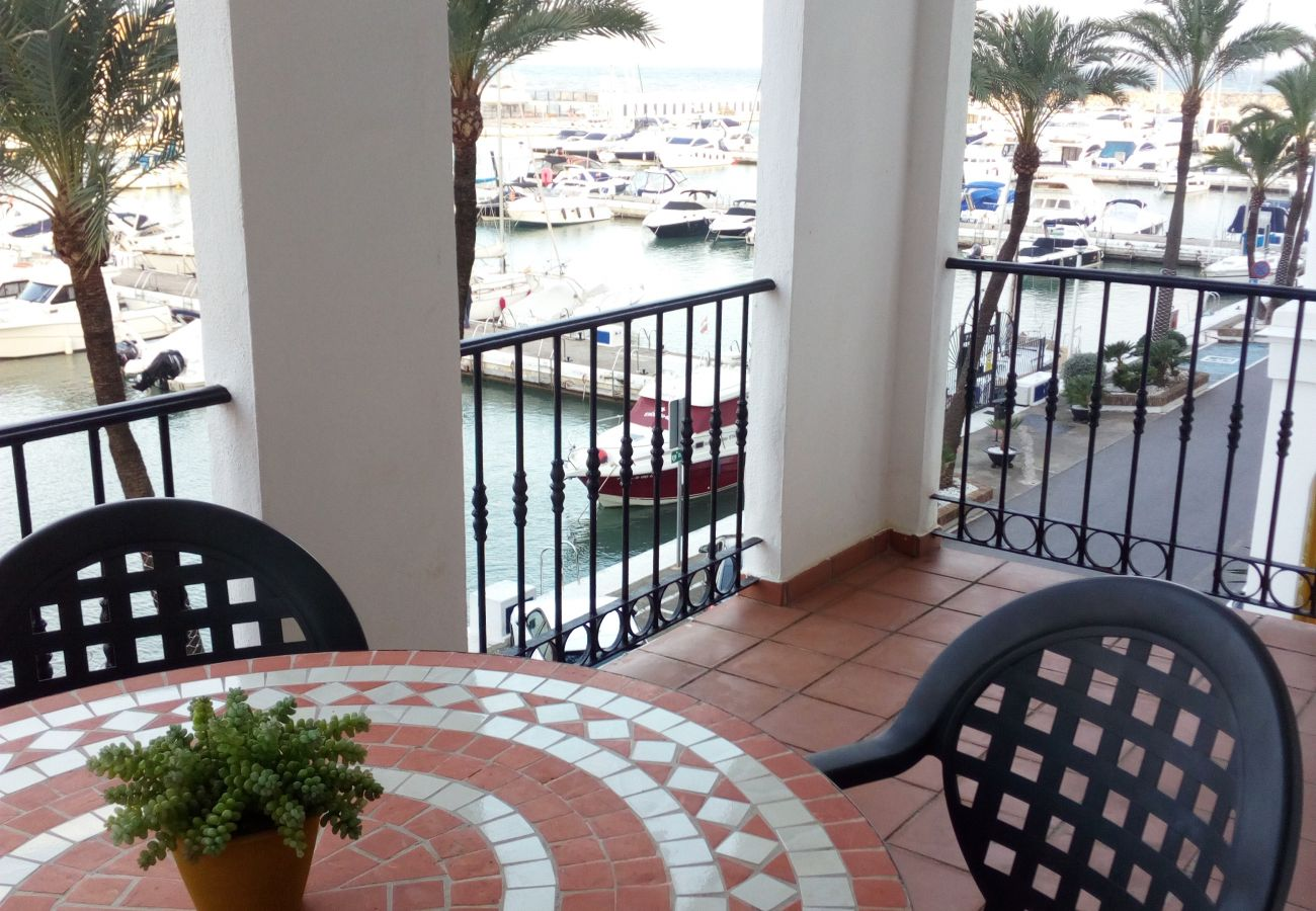 Appartement in Manilva - Marina Real 2252