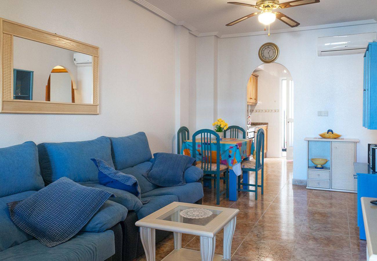 Zapholiday - 3001 - Orihuela Costa - appartementhuur - woonkamer