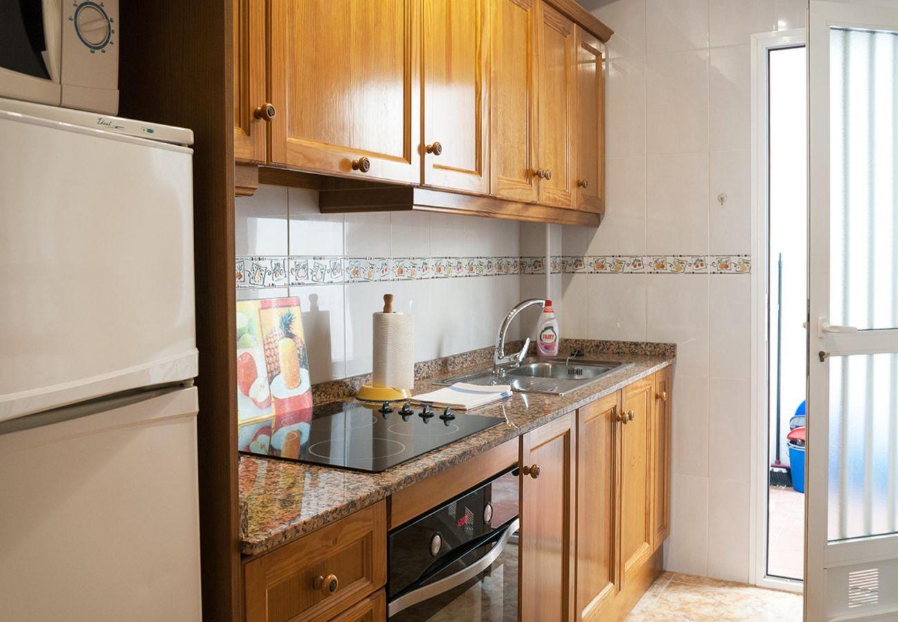 Zapholiday - 3001 - Orihuela Costa- appartementhuur - keuken