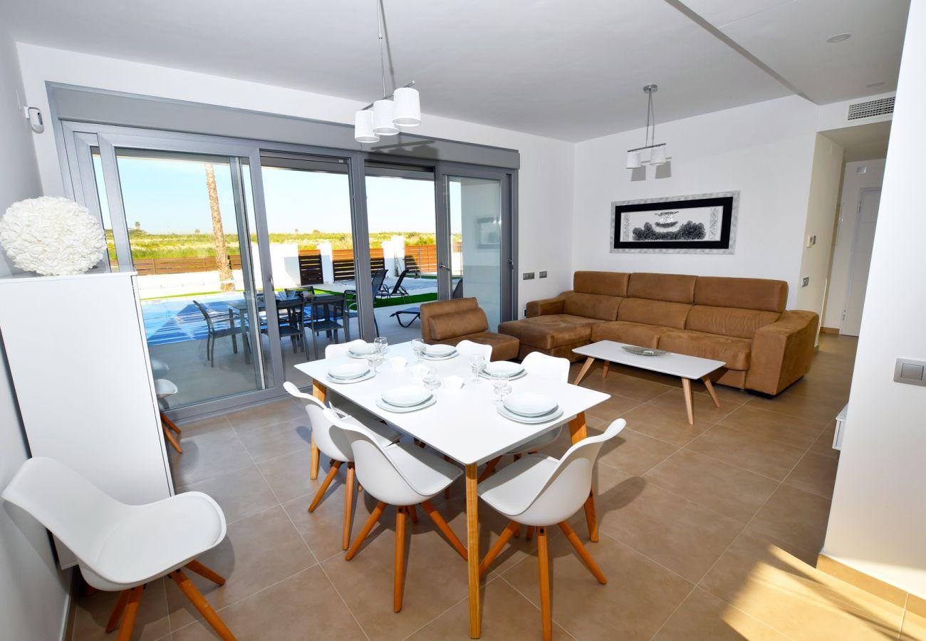 Zapholiday - 3021 - villa Orihuela, Alicante - woonkamer