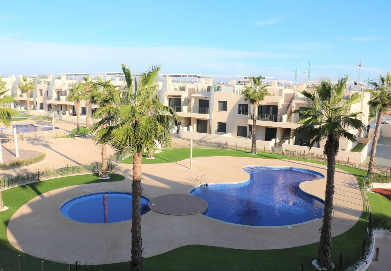 Appartement in Torre de la Horadada - 3022 Playa Elisa 3022