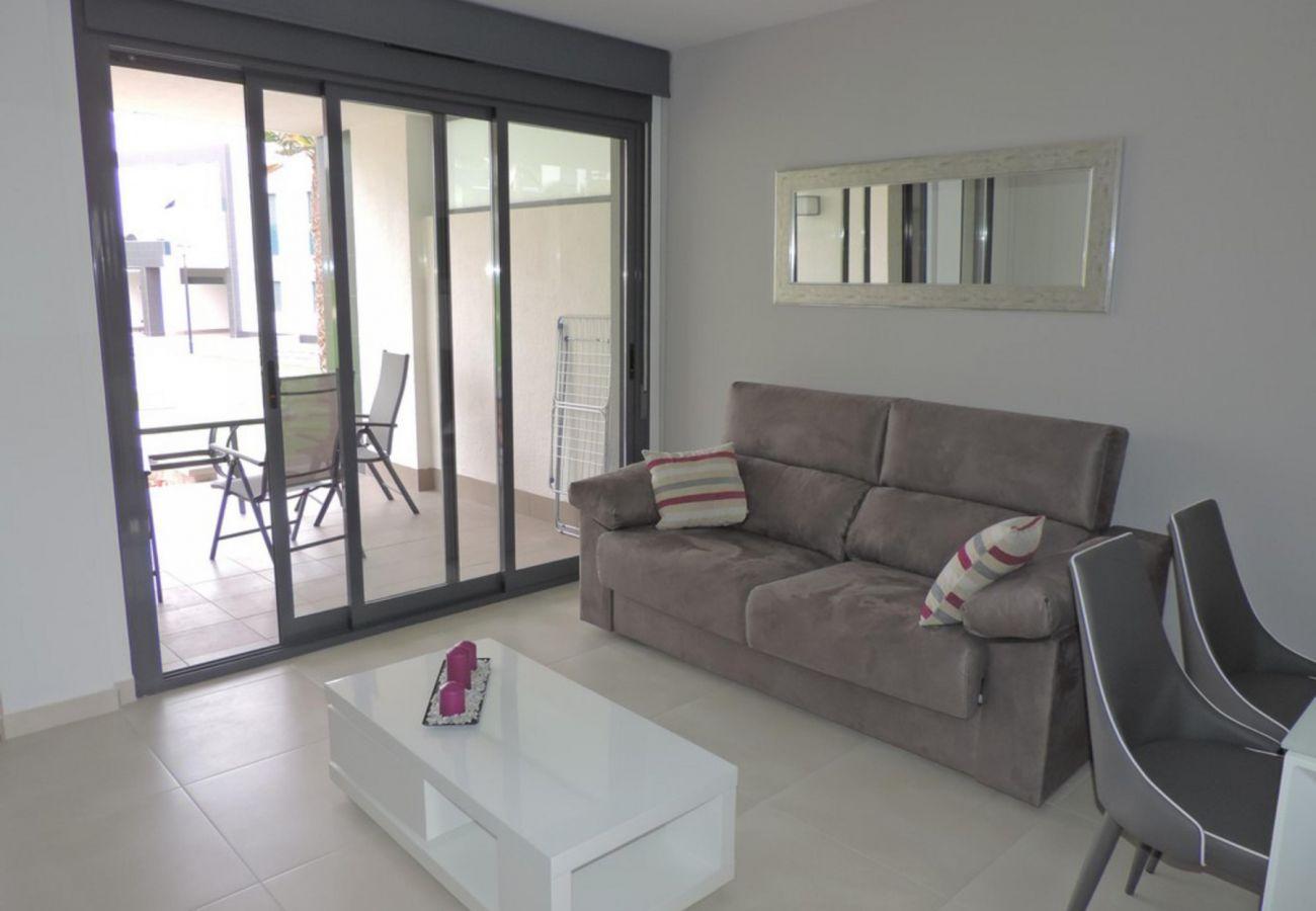 Zapholiday - 3023 - Punta Prima appartement, Costa Blanca - woonkamer