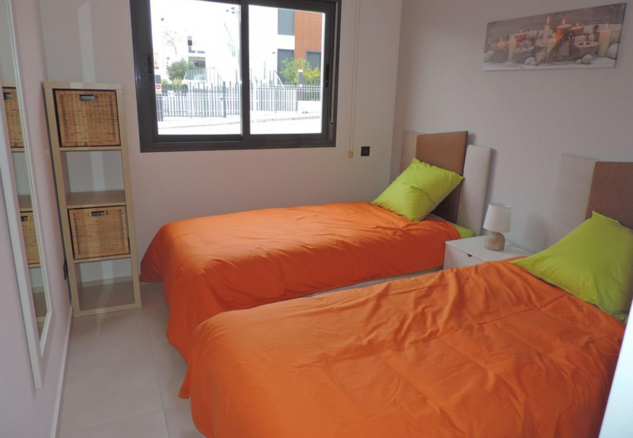 Appartement in Orihuela Costa - 3023 Oasis Beach VIII PUNTA PRIMA 3023