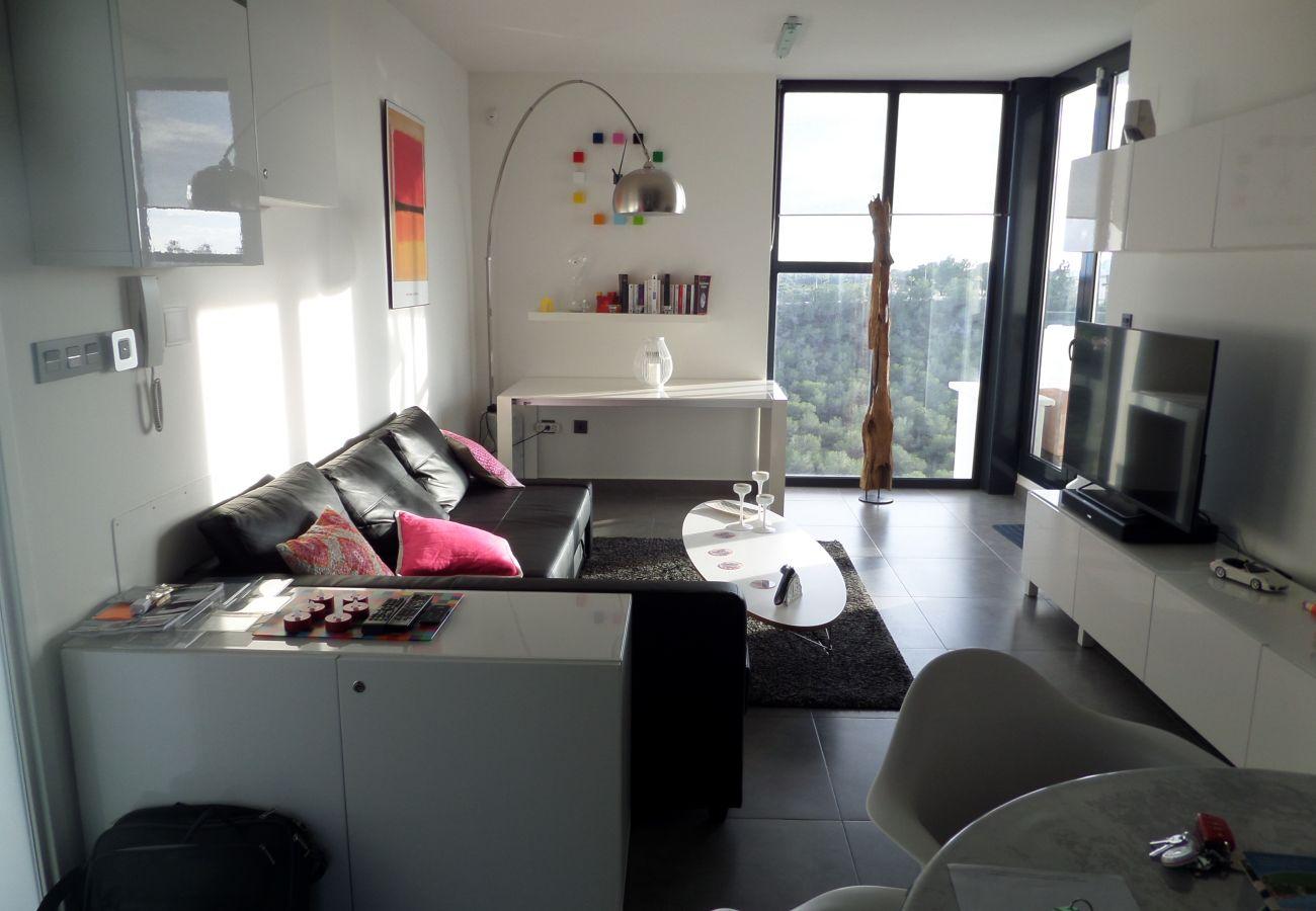 Zapholiday - 3026 - Appartement Golf Las Ramblas, Costa Blanca - woonkamer