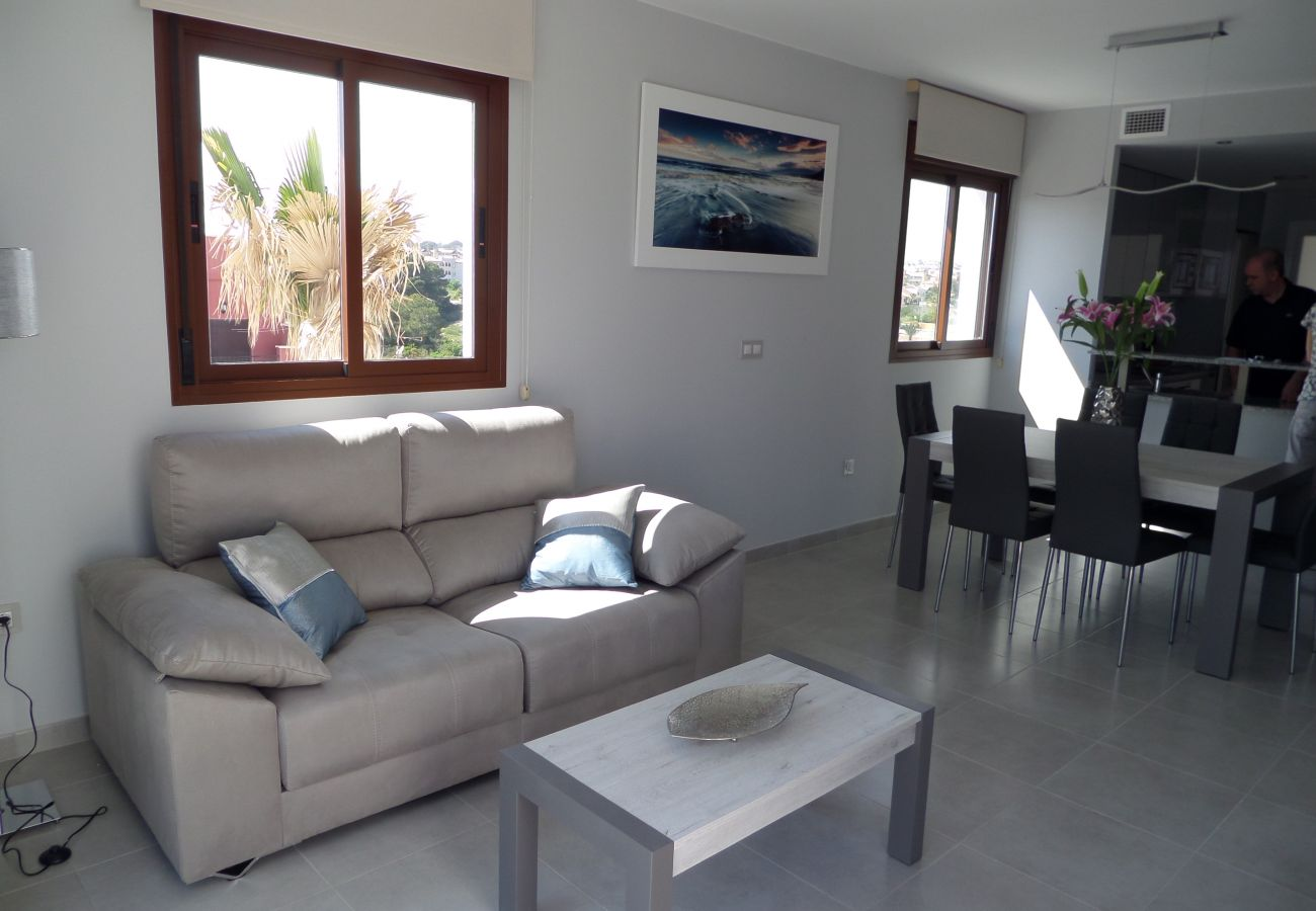 Appartement in Orihuela Costa - 3029 Terrazas de Campoamor 3029