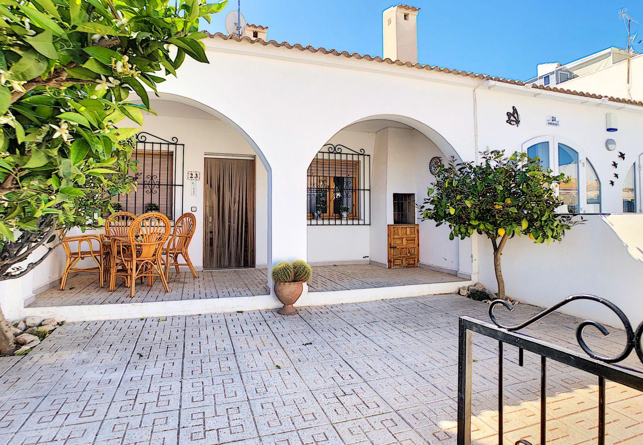 Zapholiday - 3046 - Villamartin, Costa Blanca - appartementhuur - terras
