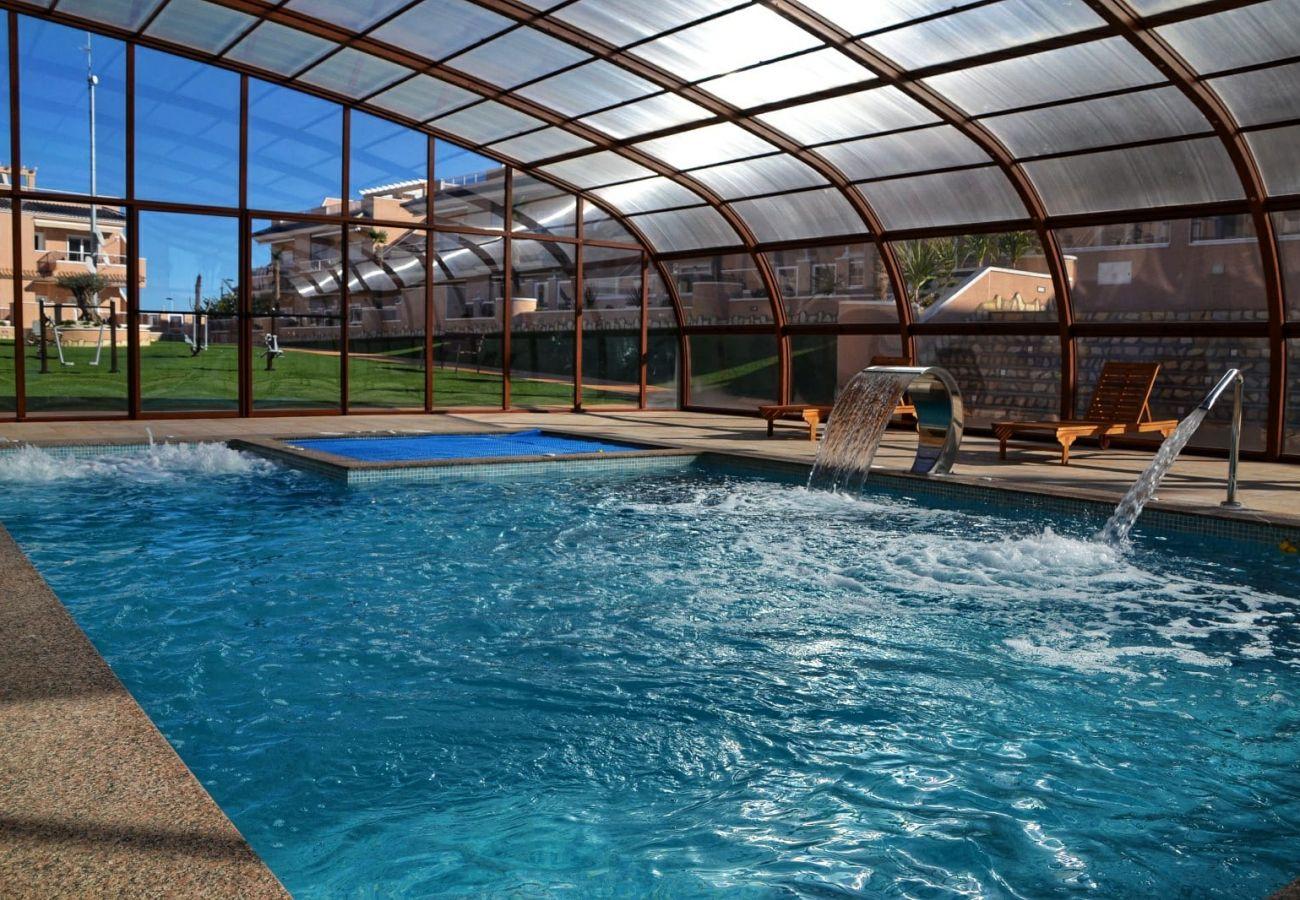 Zapholiday  –  3049  -  Appartement Punta Prima, Costa Blanca  –  zwembad