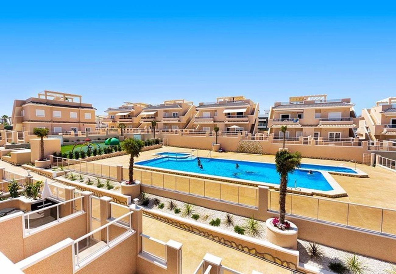 Appartement in Orihuela Costa - 3049 Vista Azul Spa 3049