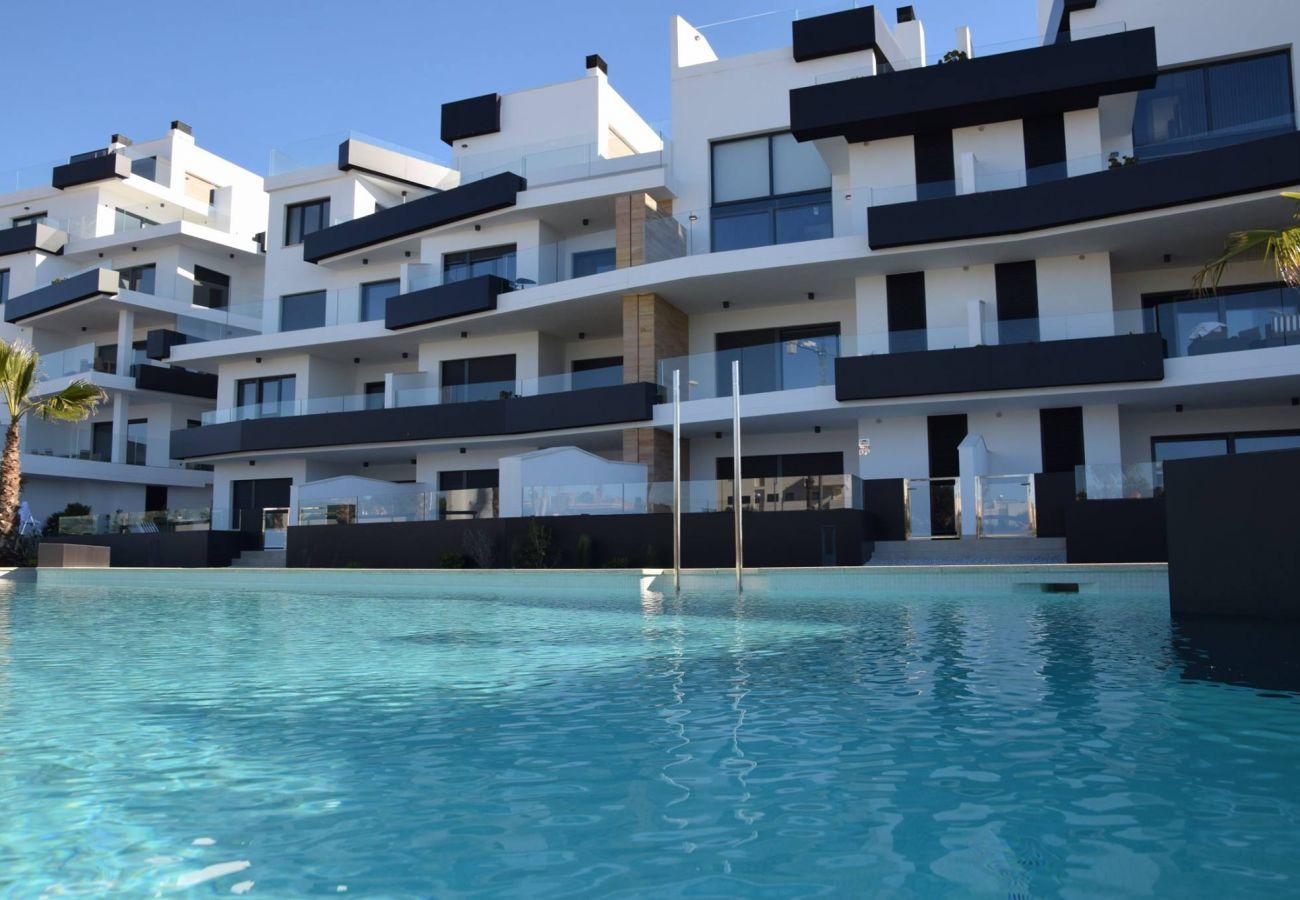 Zapholiday - 3055 - Appartement Orihuela Costa, Costa Blanca - zwembad