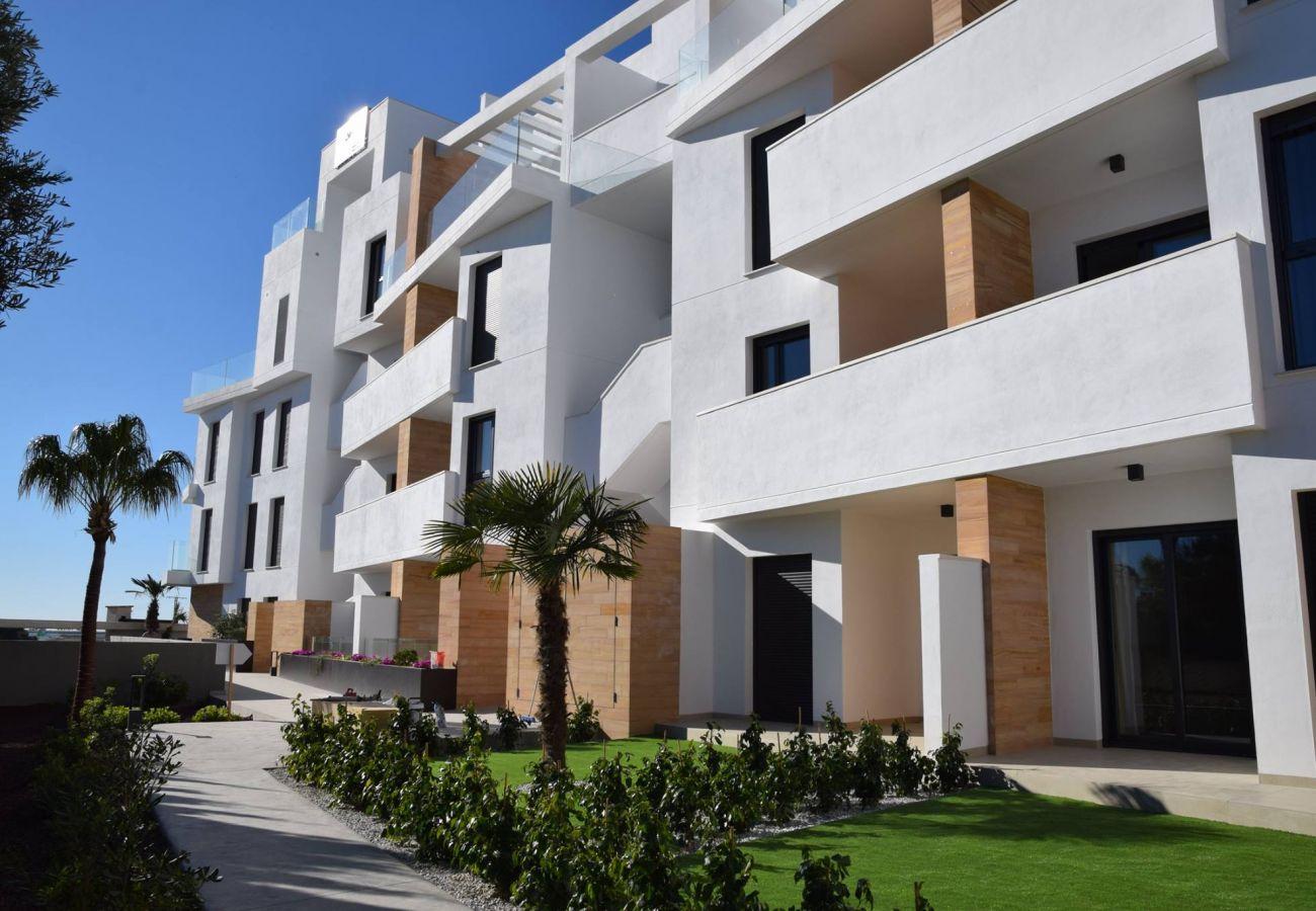 Zapholiday - 3055 - Appartement Orihuela Costa, Costa Blanca - terras