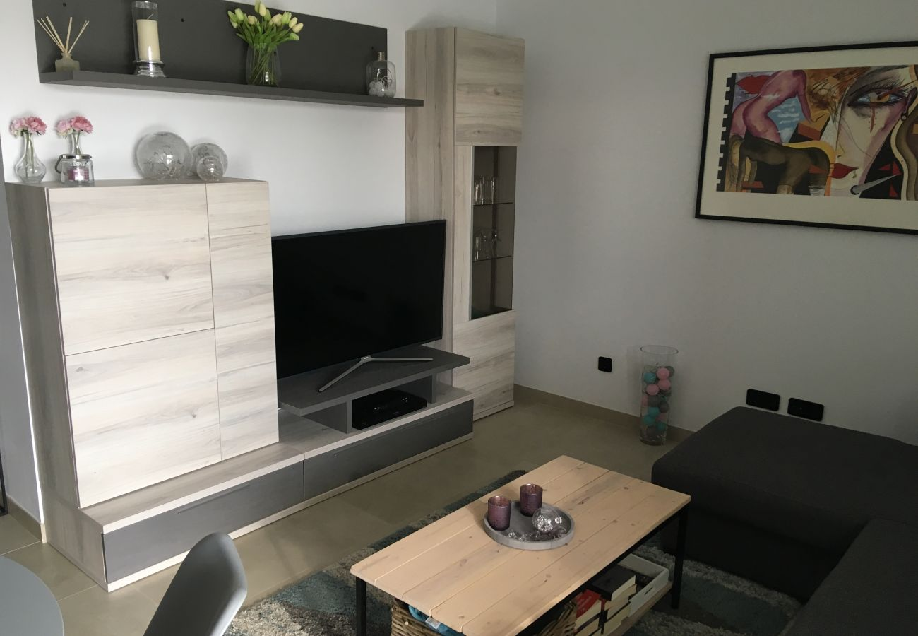 Zapholiday - 3055 - Appartement Orihuela Costa, Costa Blanca - woonkamer
