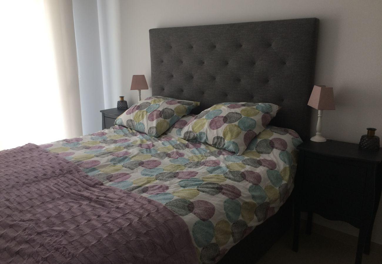 Zapholiday - 3055 - Appartement Orihuela Costa, Costa Blanca - slaapkamer