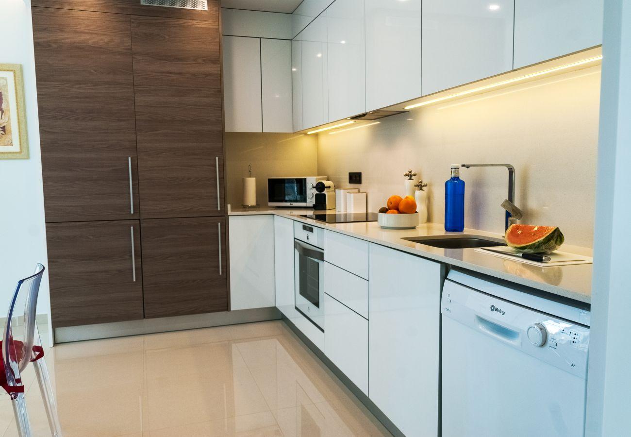 Zapholiday  –  3019  -  villa Algorfa, Alicante -  keuken
