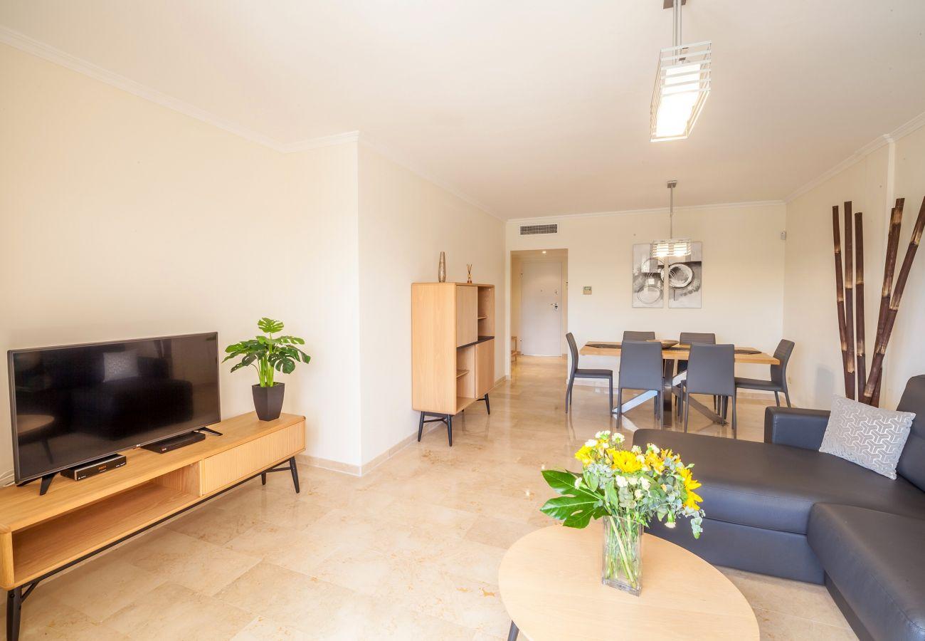 Appartement in Casares - Viñas Del Golf 2279