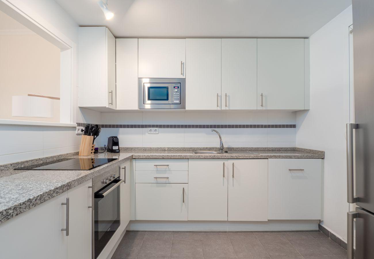 Zapholiday - 2297 - Casares appartement, Costa del Sol - keuken