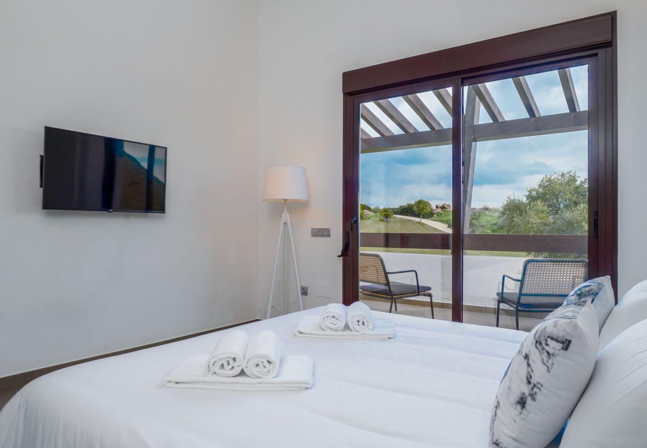 Zapholiday - 2301 - Villa Estepona, Costa del Sol - slaapkamer